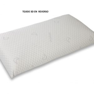 Almohada viscolastica tejido 3D