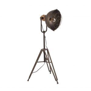 Lámpara de pie maya