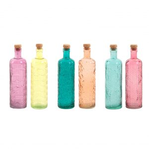 Botella juego de 6
