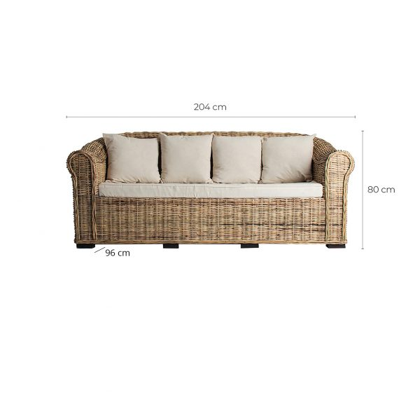 Sofá ozieri