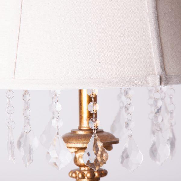 Lámpara de sobremesa santsa