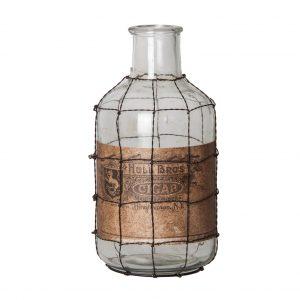 Botella decorativa siv