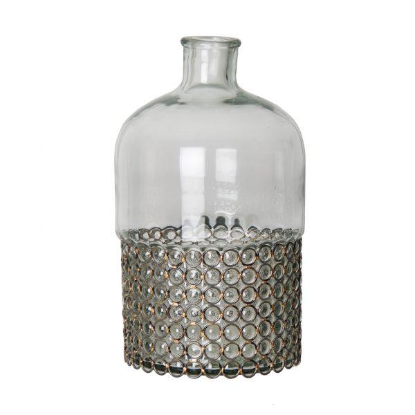 Botella decorativa tilda