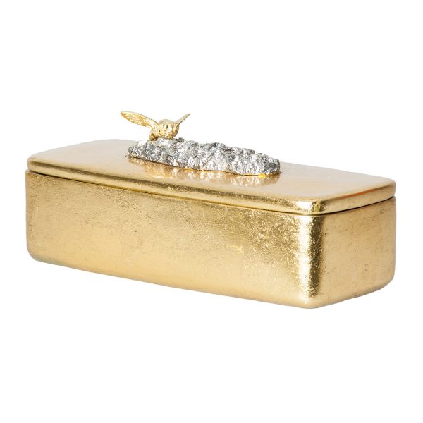 Caja gold