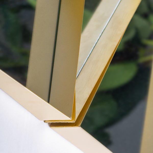 Espejo triangulo