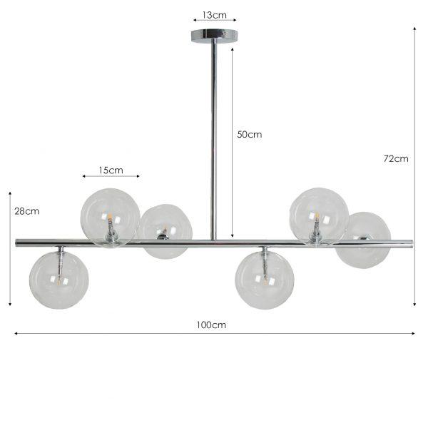 Lámpara de techo anand
