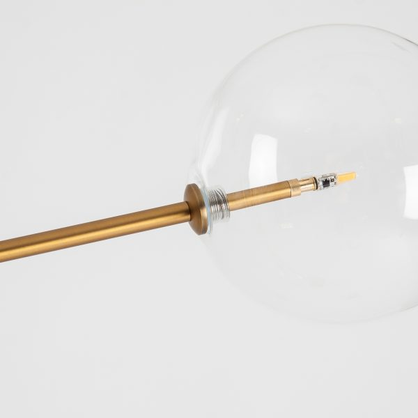 Lámpara de pie nirav