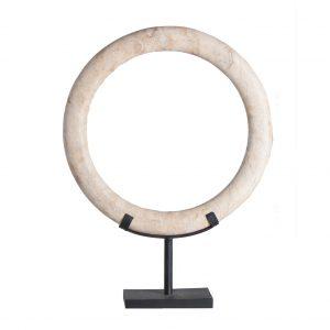 Dekofiguren rund