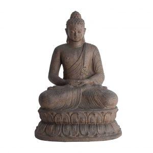 Escultura budha