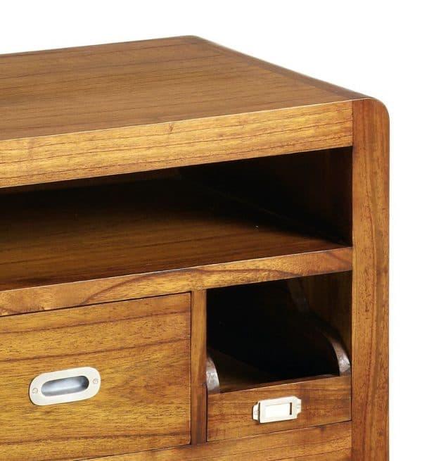 Mueble tv flash 3 cajones 1 hueco