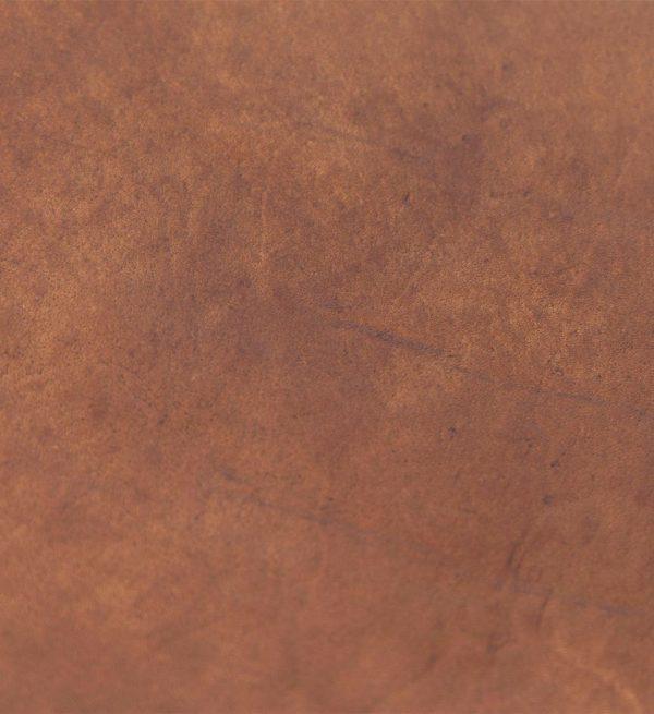 Silla tarlton plegable madera y cuero