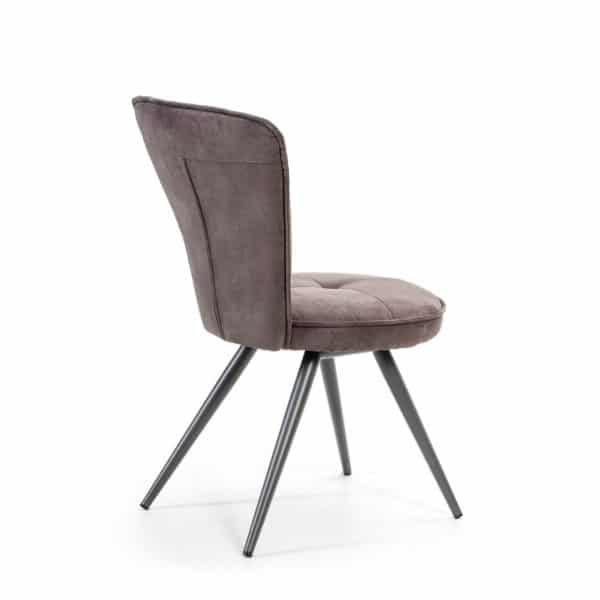 Silla Minty gris oscuro