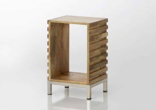 Mesita madera/metal