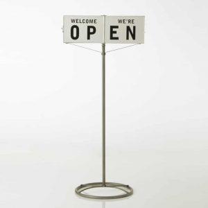 Cartel open/close