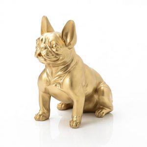Bulldog frances oro