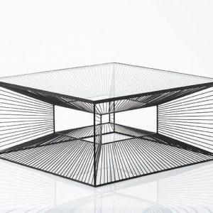 Mesa baja filaire