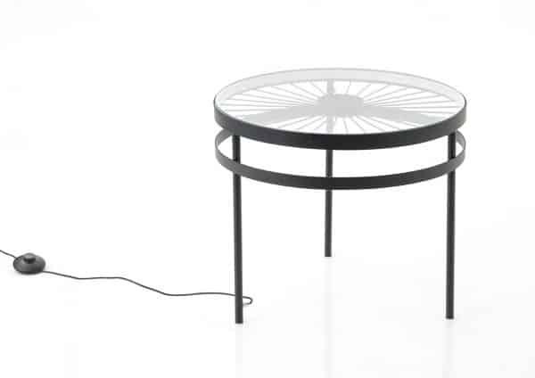 Lampara mesa auxiliar led