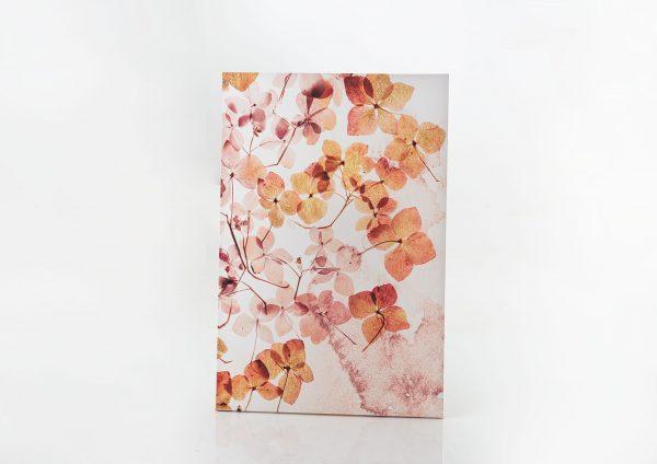 Lienzo  fleurie