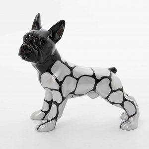 Bulldog fr debout smarties s