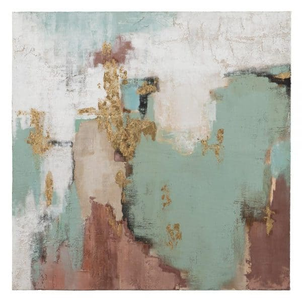 Pintura abstracto lienzo