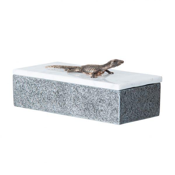 Caja lagarto