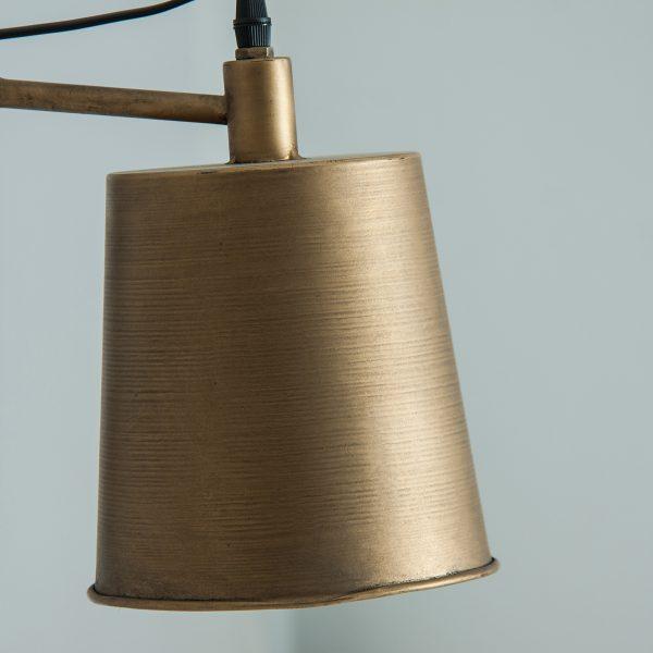 Lámpara de pie angon