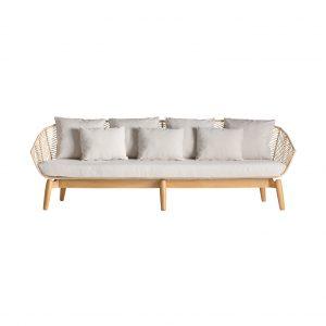 Sofá plissé