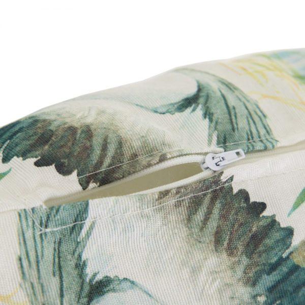 Cojín garza algodón-poliéster