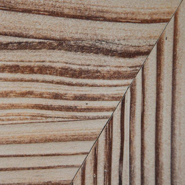 Aparador natural madera de abeto / mdf