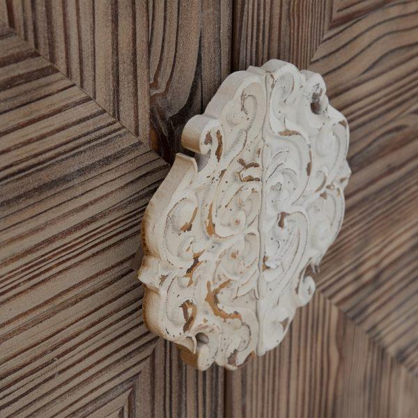 Armario natural madera de abeto ymdf