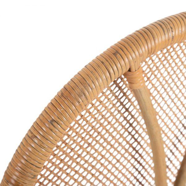 Silla natural ratán