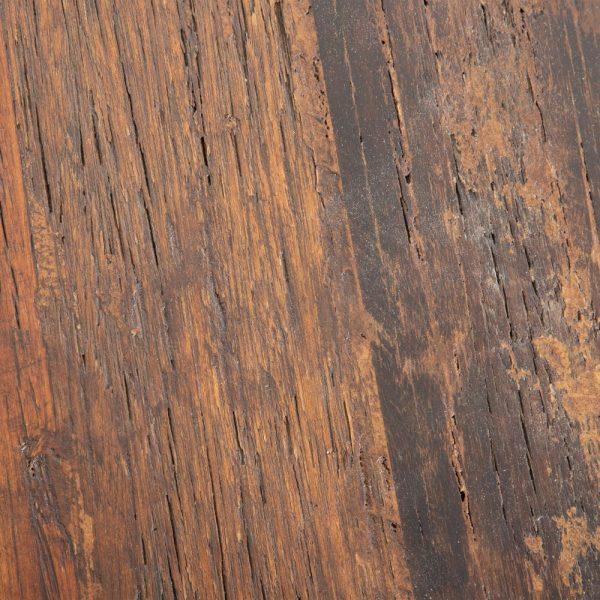 Mesa centro gris-negro madera salón