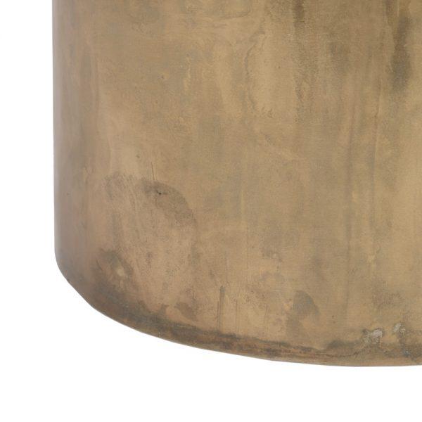 Consola cobre hierro entrada