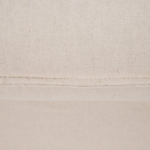 Sofá 4 plazas beige tejido salón
